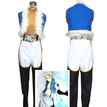 2018 Fairy Tail Sting Eucliffe Cosplay Kostüm